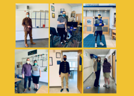 Teacher Appreciation Week - May 4-8