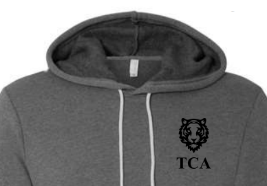TCA hoodies are now available
